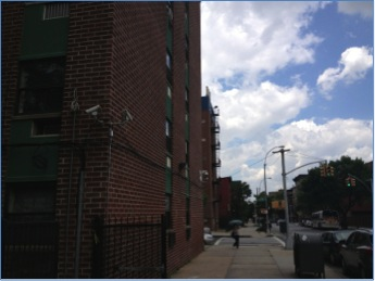 Figure 1: Surveillance Cameras on Gates Avenue
