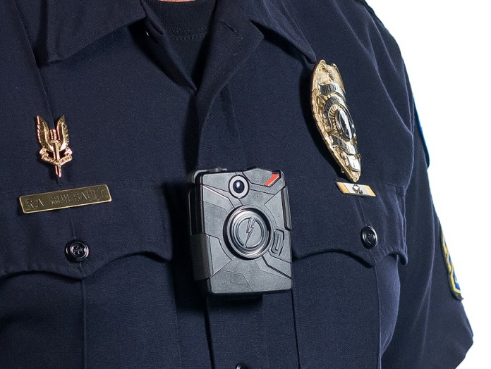 """The challenge of on-officer cameras is the tension between their potential to invade privacy and their strong benefit in promoting police accountability,"" ~ACLU"