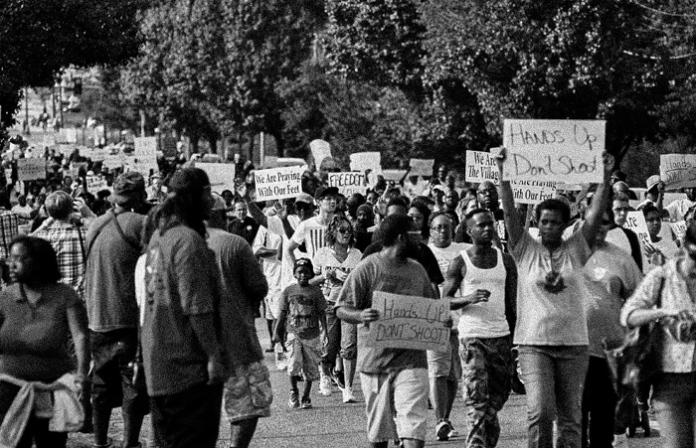 Ferguson Missouri protests